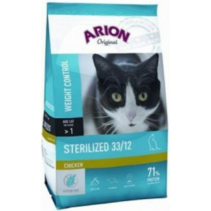 Arion Cat Original Sterilized Chicken 2 kg