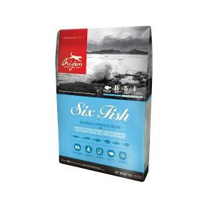 Orijen Dog Six Fish NEW 11,4 kg