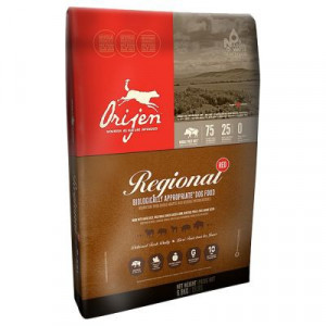 Orijen Dog Regional RED 11,4 kg