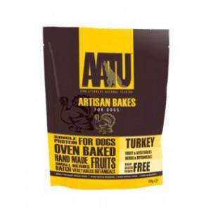 AATU Dog Artisan Bakes Turkey 150 g