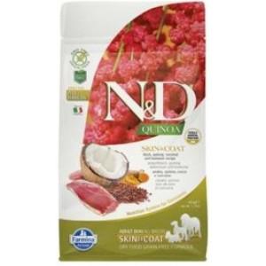 N&D GF Quinoa DOG Skin&Coat Duck & Coconut 7 kg