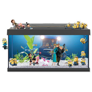 Akvárium set TETRA Mimoni LED 61 x 36 x 32 cm 54l