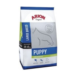 Arion Dog Original Puppy Large Chicken Rice 3 kg