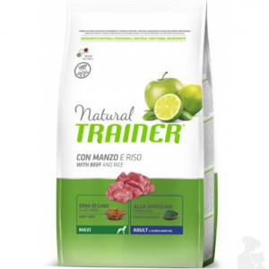 Trainer Natural Adult Maxi Hovězí Rýže 12 kg