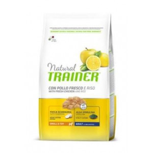 Trainer Natural Small Toy Adult kuře Rýže 2 kg