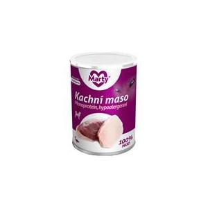 MARTY konz. pro psy - Monoprotein kachní 400 g