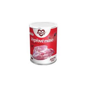 MARTY konz. pro psy Monoprotein vepřové 400 g