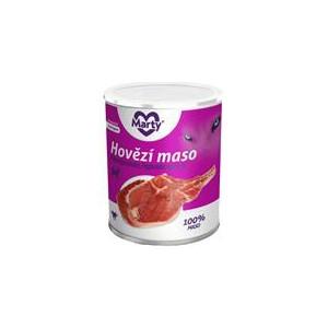 MARTY konz. pro psy Monoprotein hovězí 800 g