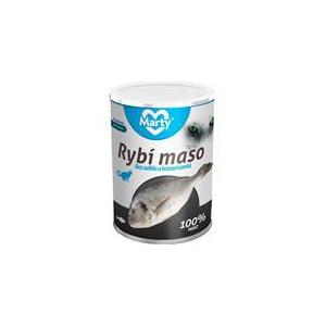 MARTY konz. pro kočky ryba 400 g