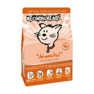 MEOWING HEADS Drumstix 250 g