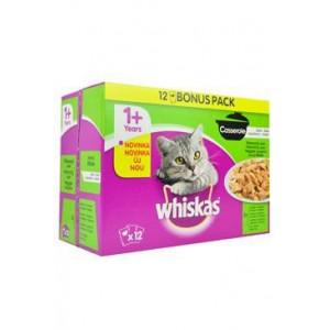 Whiskas kapsa Casserole mix výběr 12x85 g