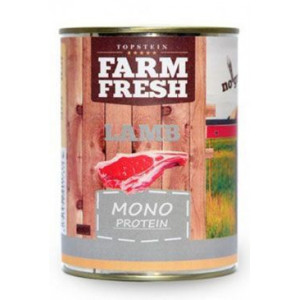 Farm Fresh Dog Monoprotein konzerva Lamb 400 g