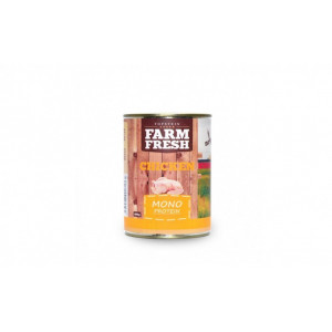 Farm Fresh Dog Monoprotein konzerva Chicken 400 g
