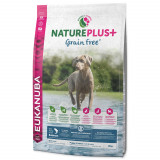 EUKANUBA Nature Plus+ Puppy Grain Free Salmon 10kg