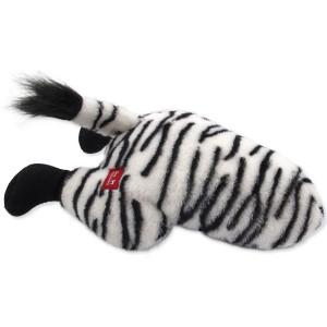 Hračka DOG FANTASY Silly Bums zebra 41 cm 1ks