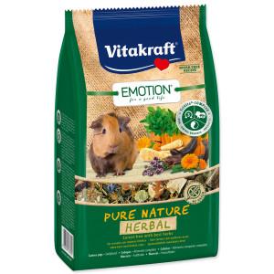 VITAKRAFT Emotion herbal morče 600g