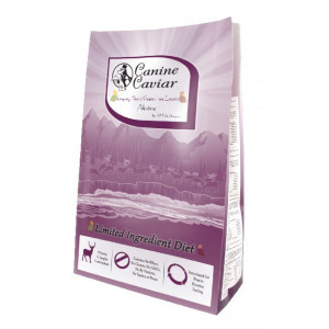 Canine Caviar Leaping Spirit GF Alkaline (zvěřina) 2 kg