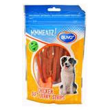 Duvo+ dog Mmmeatz! chicken jerky soft 100g