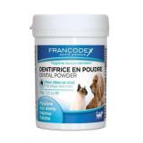 Francodex Pudr dentální pes, kočka 70 g