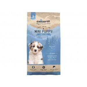 Chicopee Classic Nature Mini Puppy Lamb-Rice 500 g