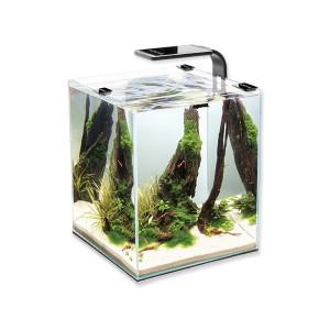 Akvárium set AQUAEL Shrimp Smart 2 černé 25 x 25 x 30 cm 19l