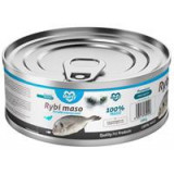 MARTY konz. pro kočky ryba 100 g