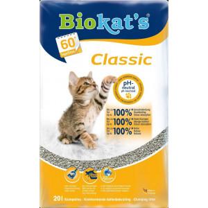 Podestýlka Biokats Classic 20 L