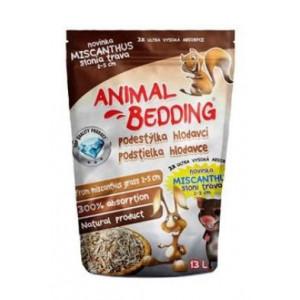 Podestýlka ANIMALBEEDING 13 L sloní tr.hlodavci řezanka