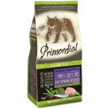 Primordial GF Cat Sterilizzato Turkey Herring 2 kg