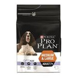 PRO PLAN Dog Adult Medium&Large 7+ 3 kg