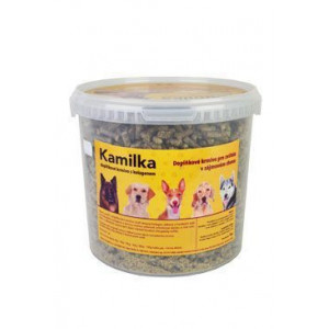 KAMILKA dopl. kolagenové krmivo pro psy 1,1kg