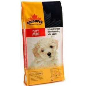 Chicopee pes Dry Puppy Mini 2 kg