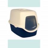 WC kočka kryté domek VICO 40x40x56 TR modrá