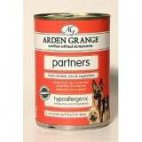 Arden Grange Canned Dog Chicken konz.  395g