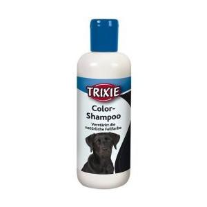 Šampon Color tónovací černá srst pes Trixie 250 ml