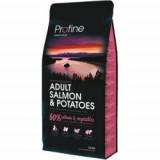Profine NEW Dog Adult Salmon & Potatoes 15 kg + 3 kg Zdarma