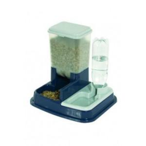Zásobník na krmivo a vodu DuoMax KAR 1 ks