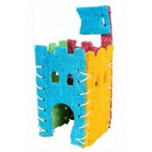 ZOLUX pochoutka LUFA hrad pro malá zvířata