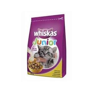 Whiskas Dry Junior s kuřecím masem 1,2kg