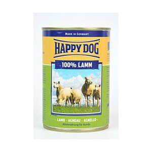 Happy Dog konzerva Lamm Pur Jehněčí 400 g