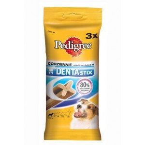 Pedigree Pochoutka Denta Stix Small 3ks 45g