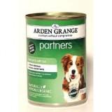 Arden Grange Canned Dog Lamb konz.  395g
