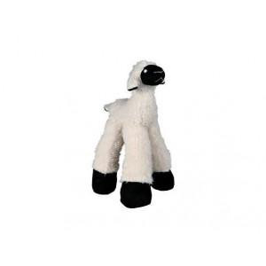 Hračka pes Lama malá pískací plyšová 30 cm TR 1ks