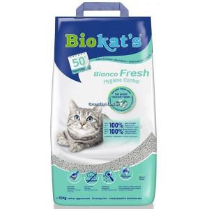 Gimpet kočka Podestýlka s vůní Biokat´s Fresh 10 kg