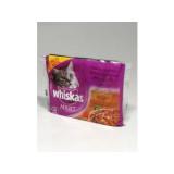 Whiskas kapsa  Menu z 4 druhů masa 4x100g