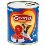 GRAND konzerva pes mas.směs 850 g
