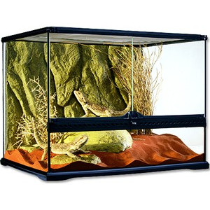 Hagen Exo Terra Glas se zadní stěnou 60x45x45 cm