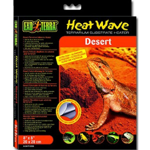 Deska topná EXO TERRA Heat Wave Desert malá 20 cm 8W