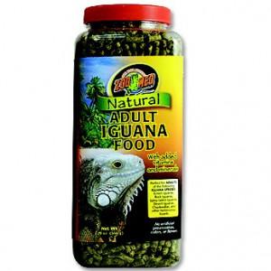 ZOO MED Natural Iguana Adult Food 567g