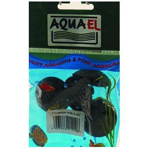 Náhradní přísavky AQUAEL Fan 2, 3 a IN 800, 1000 4ks